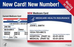 New Medicare Card